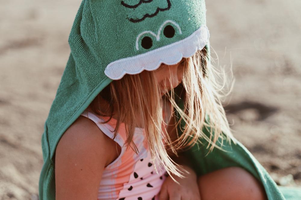 Chraňte dětskou kůži před sluncem