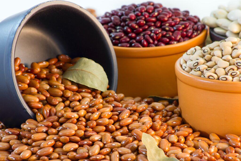 Luštěniny - jedna z ideálních surovin pro detoxikaci