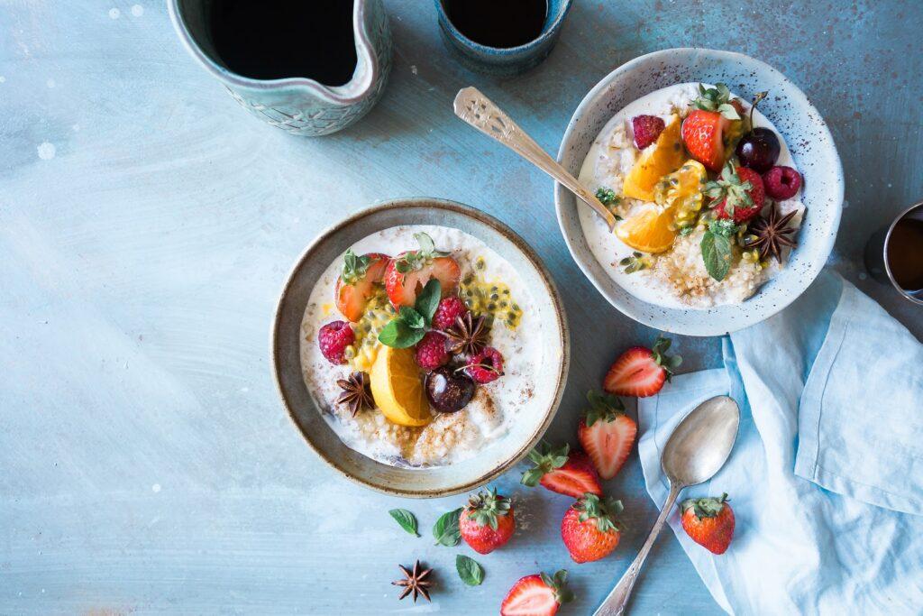 Zdravá snídaně, kterou si zamilujete