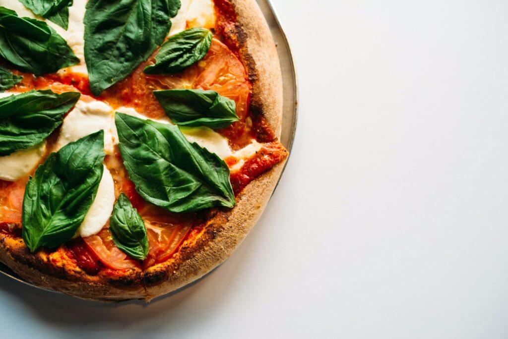 Proteinová pizza