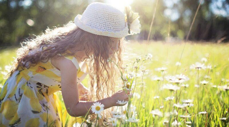 Jarní alergie u dětí