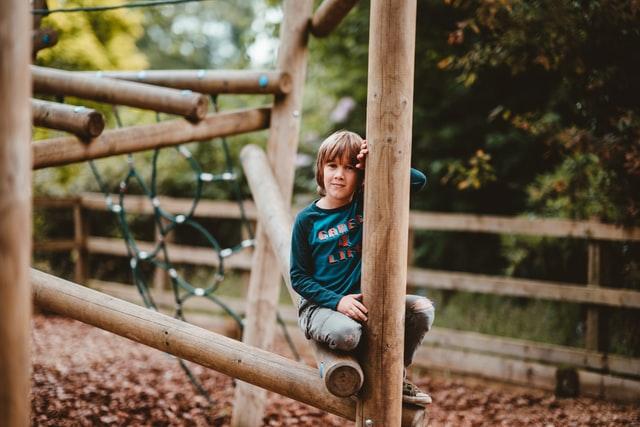 zábava pro děti na zahradě