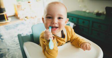 Zdravá výživa pro miminka