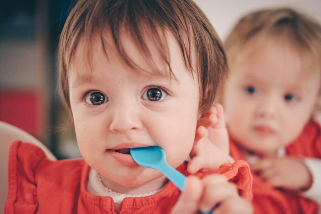 Příkrmy pro miminka