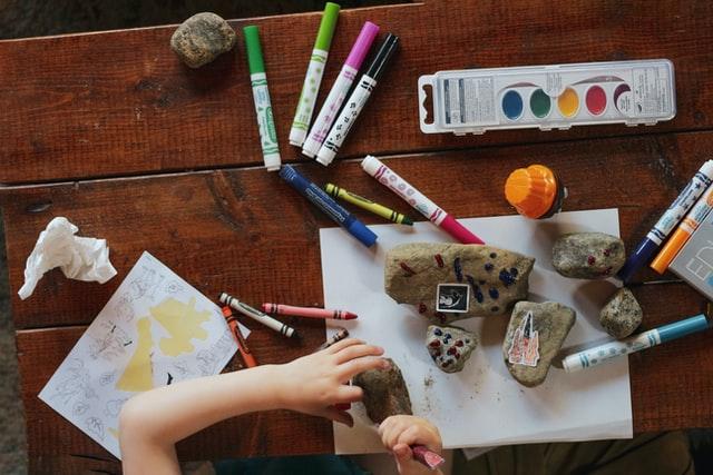 dětská kreativita