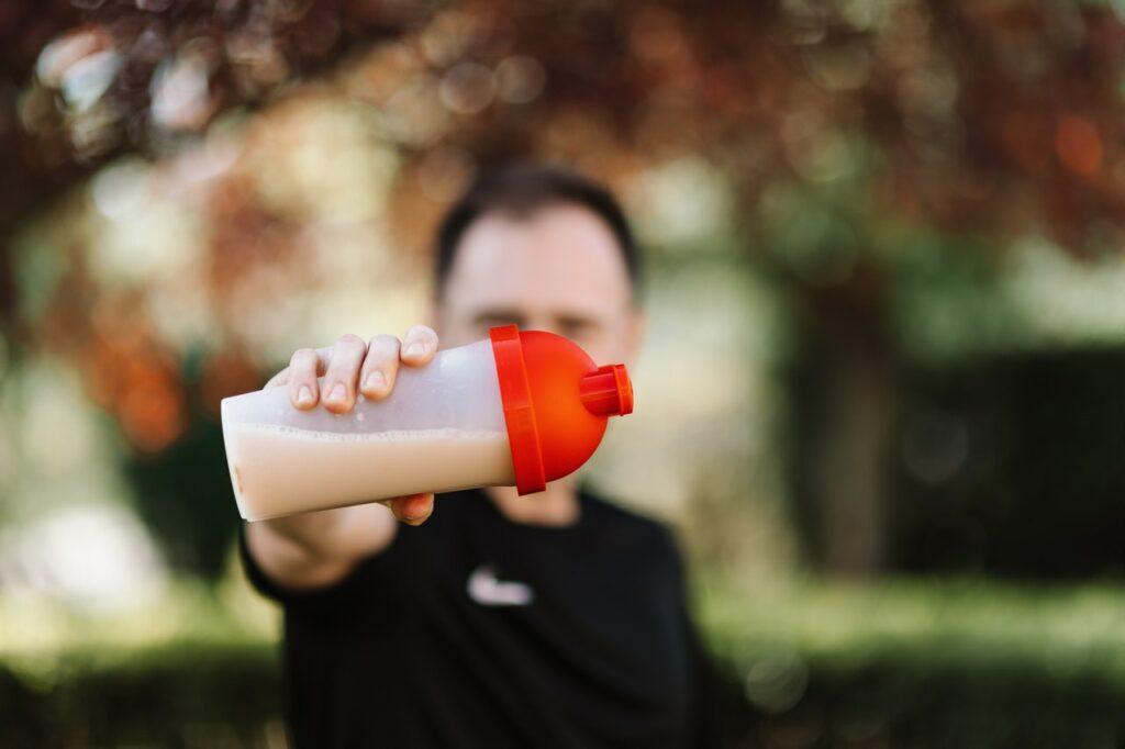 Proteinový drink