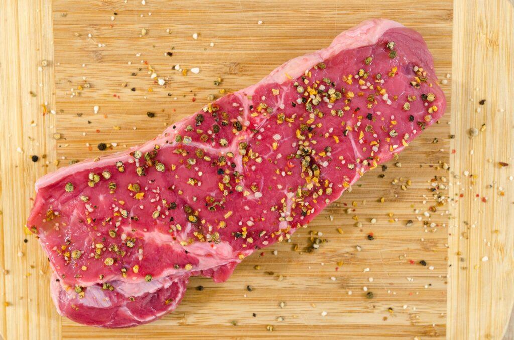 Proteiny maso