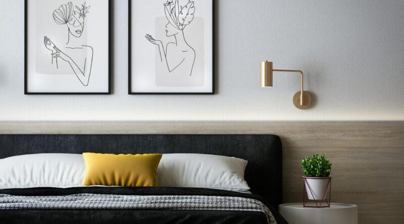 Zdravá ložnice pro kvalitní spánek