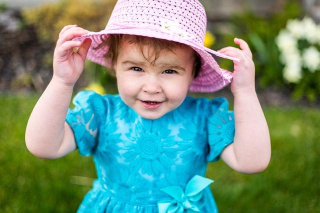 jak obléct miminko v létě