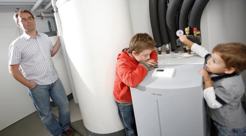 podlahové vytápění pro zdraví