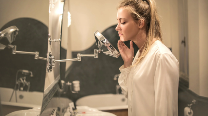 přírodní kosmetiky pro hladkou pleť bez akné